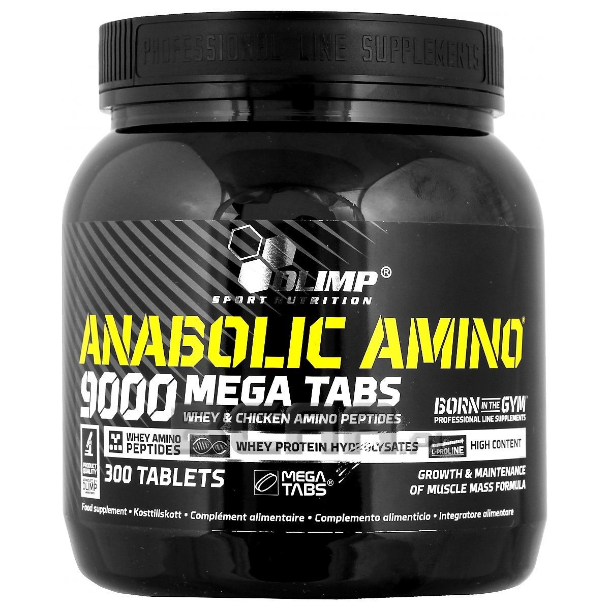 olimp anabolic amino 9000 review
