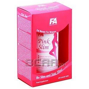 Fitness Authority Pink Slim 120kaps. 1/1
