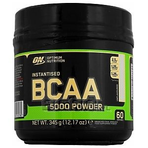 Optimum Nutrition BCAA 5000 Powder 345g 1/1