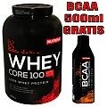 Nutrend Whey Core 100 + BCAA Mega Strong