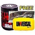 Universal Juiced Aminos + Pillbox + Próbka