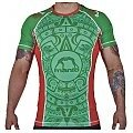 Manto Rashguard Short Sleeve Aztec