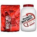 Activlab Whey Protein 95 + Muscle Serum