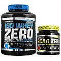 BioTech USA Iso Whey Zero + BCAA Flash Zero
