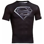 Under Armour Rashguard Męski Alter Ego Compression Shortsleeve Superman New 1244399-005