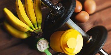 Dieta na masę mięśniową dla mężczyzny o wadze 60kg