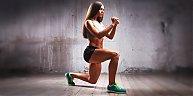 Wykroki, czyli recepta na silniejsze mięśnie ud i pośladków