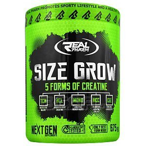 Real Pharm Size Grow 675g 1/2