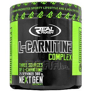Real Pharm L-Carnitine Complex 300g 1/2