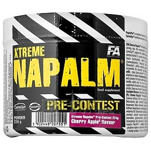 Fitness Authority Xtreme Napalm Pre-Contest 224g [promocja] 1/1