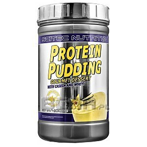 Scitec Protein Pudding 400g [promocja] 1/2