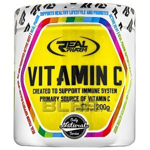 Real Pharm Vitamin C 200g 1/1
