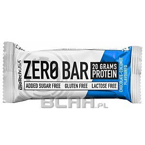 BioTech USA Zero Bar 50g 1/7