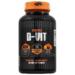 Amarok Nutrition Perfect D-Vit 60kaps. 1/2