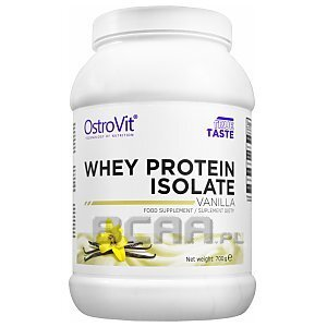 OstroVit Whey Protein Isolate 700g 1/2