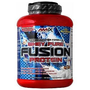 Amix Whey Pure Protein Fusion 2300g 1/1