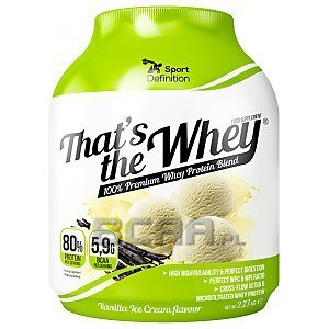 Sport Definition That's the Whey 2270g [promocja] 1/1
