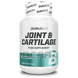 BioTech USA Joint & Cartilage 60tab. 1/1