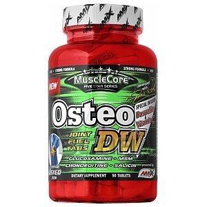 Amix Musclecore Osteo DW Joint Fuel Tabs 90tab. 1/1