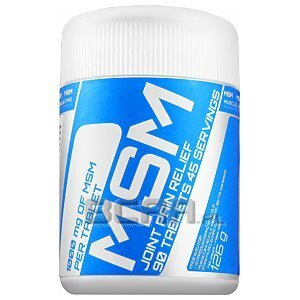 Muscle Care MSM 90tab. 1/2