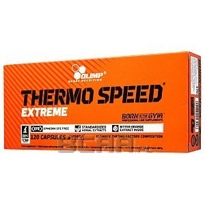 Olimp Thermo Speed Extreme Mega Caps 120kaps. [promocja] 1/2