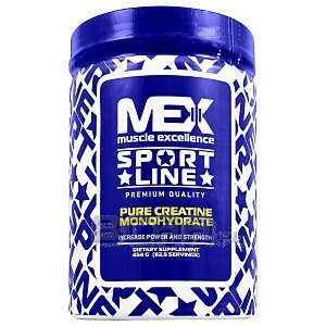Mex Nutrition Pure Creatine 454g 1/2