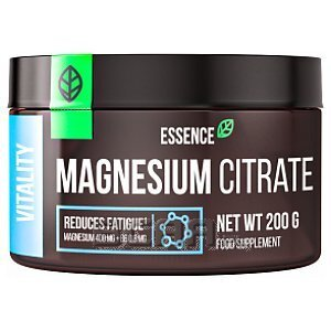 Essence Nutrition Magnesium Citrate 200g 1/1