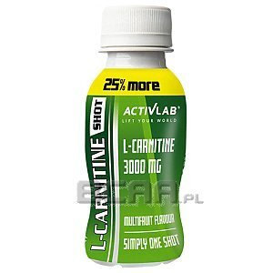 Activlab L-Carnitine Shot 100ml 1/1