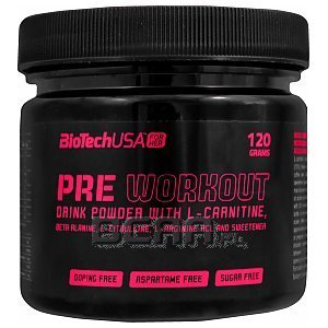 BioTech USA For Her Pre Workout 120g [promocja] 1/2