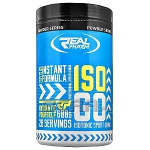 Real Pharm Iso Go 600g 1/1