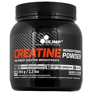 Olimp Creatine Monohydrate Powder 550g [promocja] 1/1