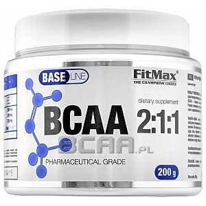 Fitmax Base Line BCAA 2:1:1 200g [promocja] 1/1