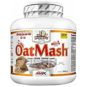 Amix Mr. Popper's OatMash 2000g 1/1