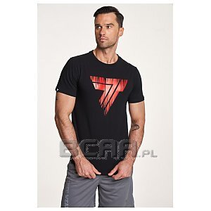 Trec Wear T-Shirt Playhard 102 Fade black 1/5