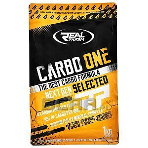 Real Pharm Carbo One 1000g 1/2