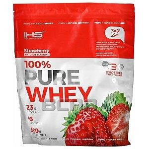 Iron Horse Series 100% Pure Whey 500g 1/8