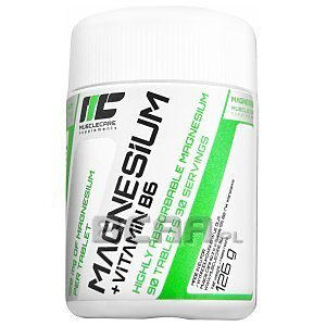 Muscle Care Magnesium 90tab. 1/2