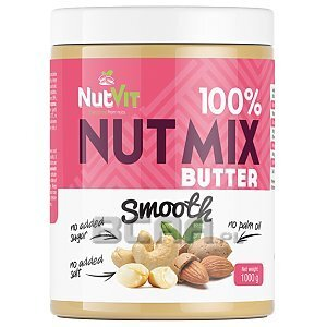 NutVit 100% MIX Butter Smooth 1000g 1/1