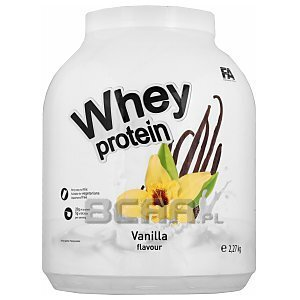 Fitness Authority Whey Protein 2270g 1/10