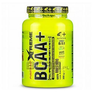 4+ Nutrition Instant BCAA Xtreme 8:1:1 300g 1/1