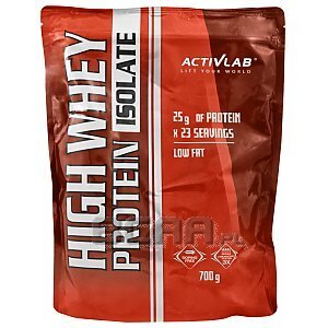 Activlab High Whey Protein Isolate 700g [promocja] 1/2