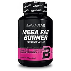 BioTech USA For Her Mega Fat Burner 90kaps. [promocja] 1/2