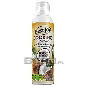 Best Joy Cooking Spray 100% Coconut Oil 250ml [promocja] 1/2