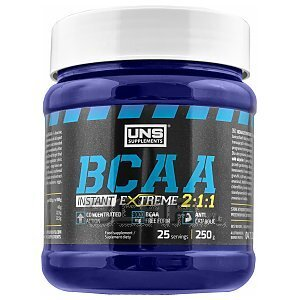 UNS BCAA Instant 250g 1/2