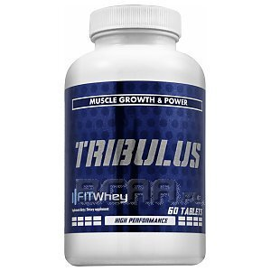 Fit Whey Tribulus 60tab. 1/2