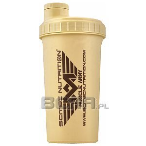 Scitec Shaker Muscle Army 700ml 1/1