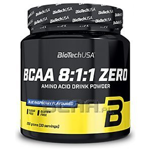 BioTech USA BCAA 8:1:1 Flash Zero 250g 1/1