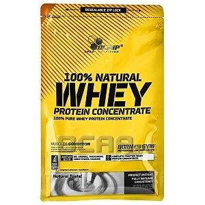Olimp 100% Natural Whey Protein Concentrate 700g [promocja] 1/1