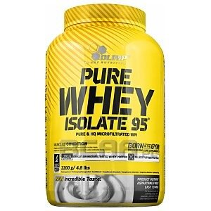 Olimp Pure Whey Isolate 95 2200g [promocja] 1/1
