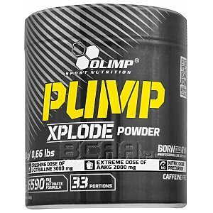 Olimp Pump Xplode Powder 300g 1/2